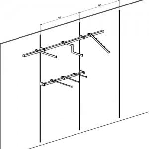 Especificación para la instalación de Barra de carga