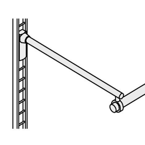 Especificación Soporte para barra colgadora Sistema Climb