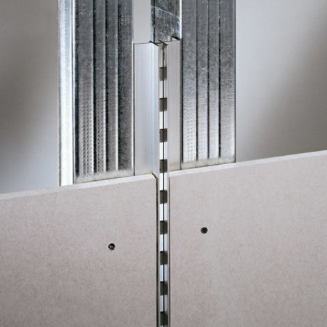 Perfil Cremallera para pared Netwall