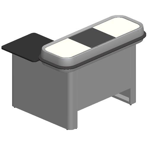 Mueble Caja GS2C  Equipamiento Comercial Equitienda
