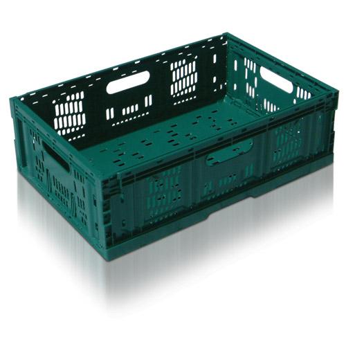 Caja Fruteria Plegable para Tiendas