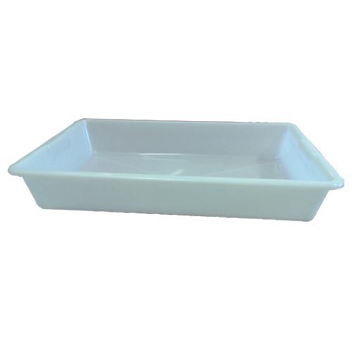 Cubeta de plástico vista 2