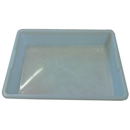Cubeta de plástico vista 3
