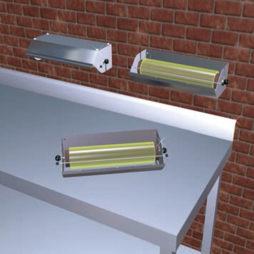 Posiciones Dispensador de bobinas para envolver