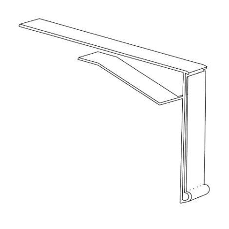 700027-Perfil-en-PVC-para-cristal-o-madera--Detalle