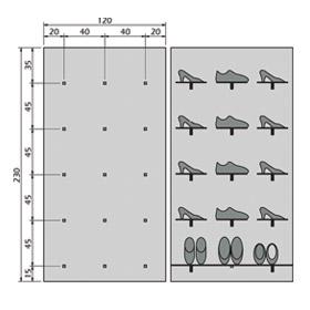 kode01-ejemplo-tienda-zapateria-estantes
