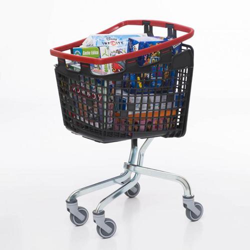 Carro de compra 100 loop equipamiento supermercados - Accesorios para supermercados ...